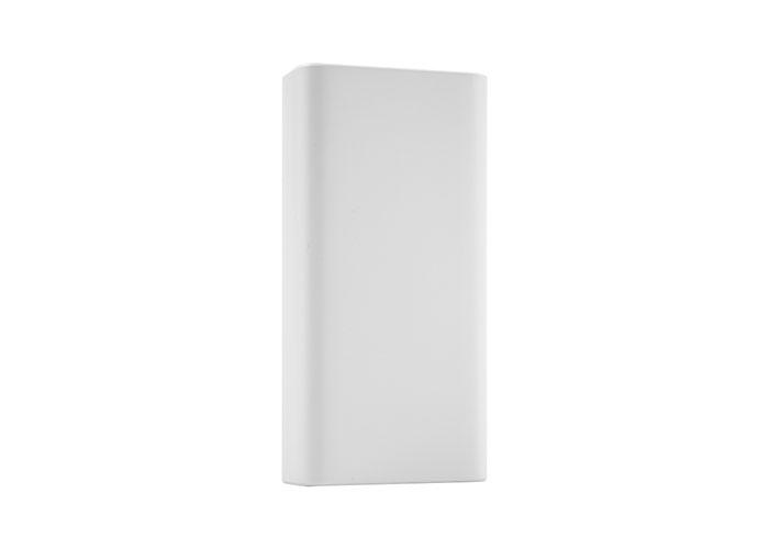 Hytech HP-S20PD 20000mAh PD Şarj Powerbank 2 Usb Port Beyaz Taşınabilir Pil Şarj Cihazı