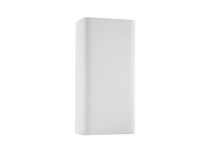 Hytech HP-S30PD 30000mAh PD Şarj Powerbank 4 Usb Port Beyaz Taşınabilir Pil Şarj Cihazı