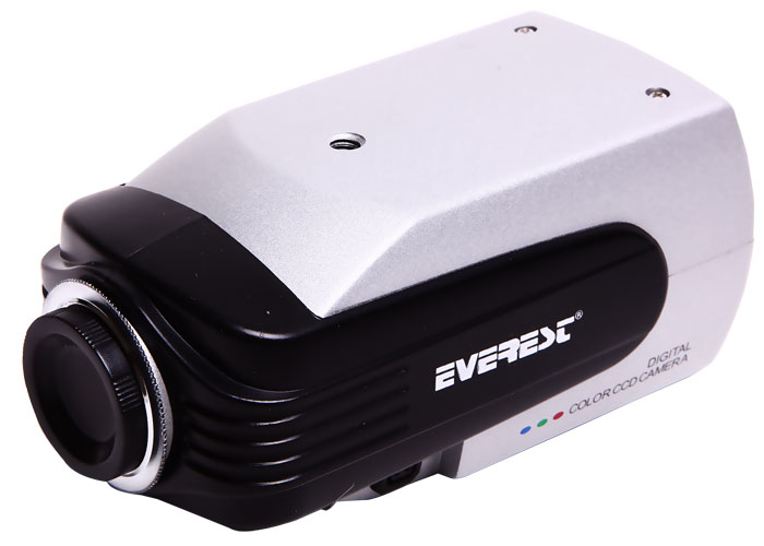 Everest HV-618 Sony CCD 4.9mm 420TVL Digital Color Güvenlik Kamerası