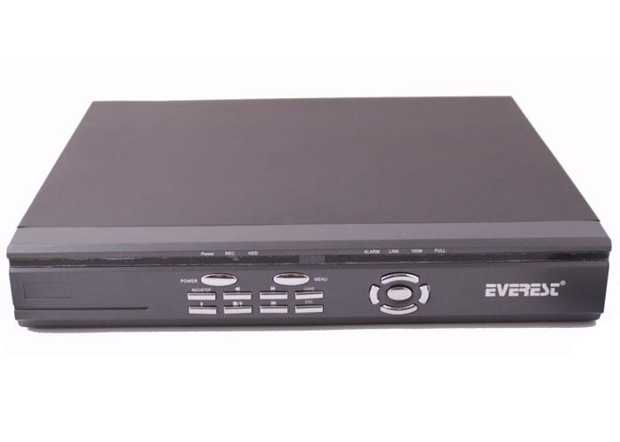 Everest HV-721 8Ch Görüntü H.264 8Ch Ses DVR Kayıt Cihazı