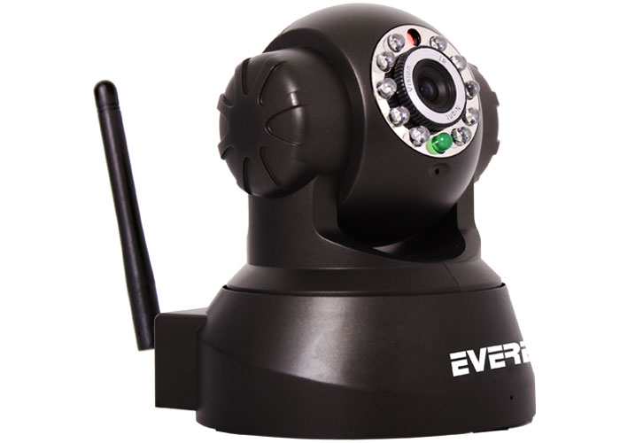 Everest HV-LY01B CCD Kablosuz IP 6mm 480TVL Digital Color 10 Ledli Güvenlik Kamerası