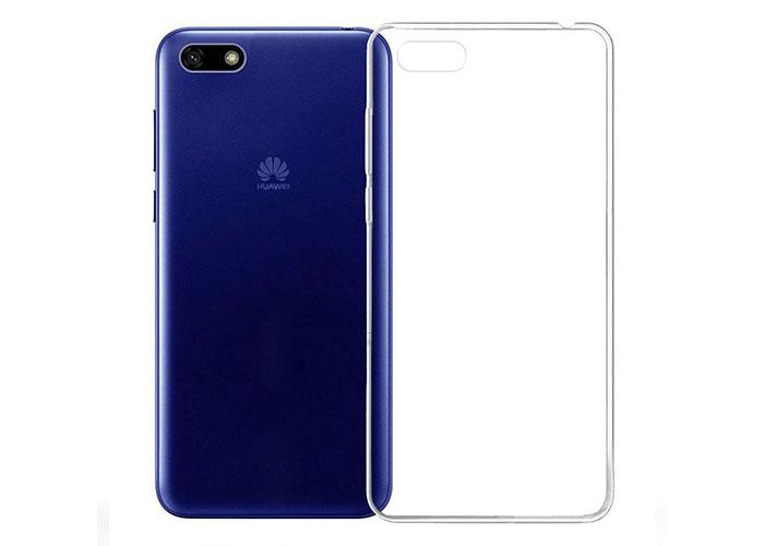 Addison HW-Y5 2019 Şeffaf Huawei Y5 2019 Telefon Kılıfı