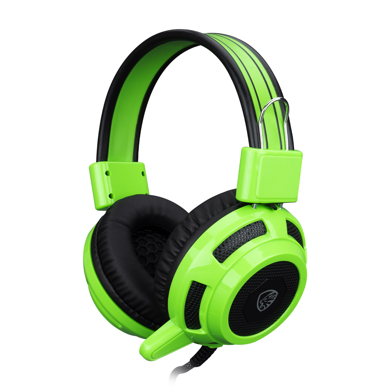 Hytech HY-G7 STORY Yeşil 3,5mm Gaming Oyuncu Mikrofonlu Kulaklık