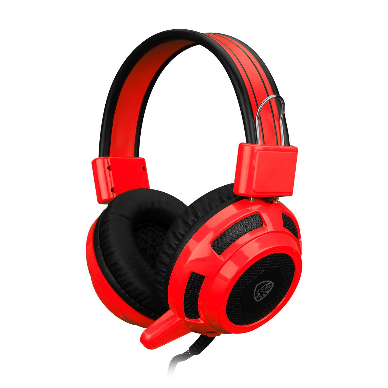Hytech HY-G7 STORY Kırmızı 3,5mm Gaming Oyuncu Mikrofonlu Kulaklık