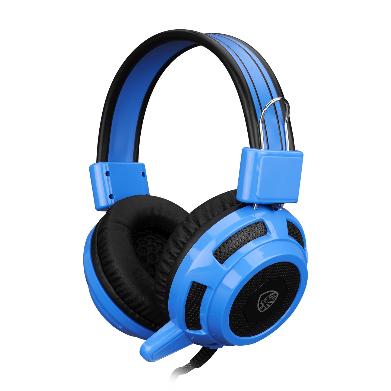 Hytech HY-G7 STORY Mavi 3,5mm Gaming Oyuncu Mikrofonlu Kulaklık