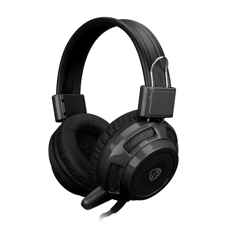 Hytech HY-G7 STORY Siyah 3,5mm Gaming Oyuncu Mikrofonlu Kulaklık