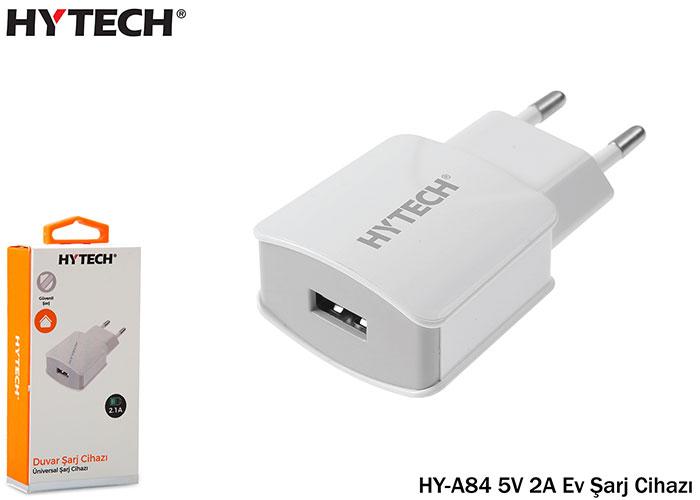 Hytech HY-A84 5V 2A Ev Şarj Cihazı