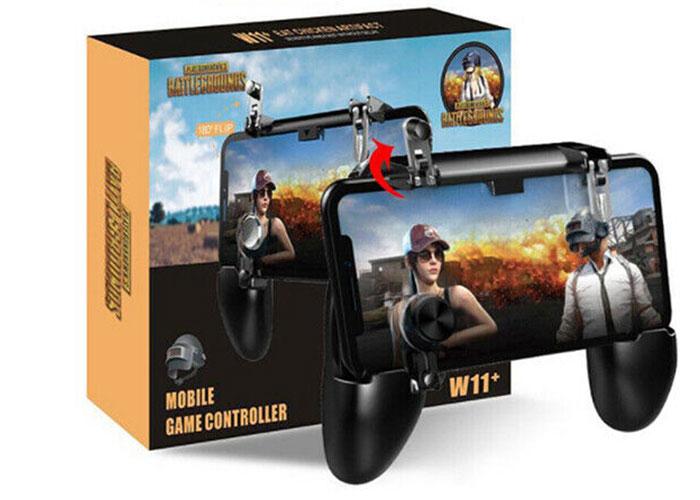Hytech HY-PG11 Telefon uyumlu Tetikli Joystickli Gamepad
