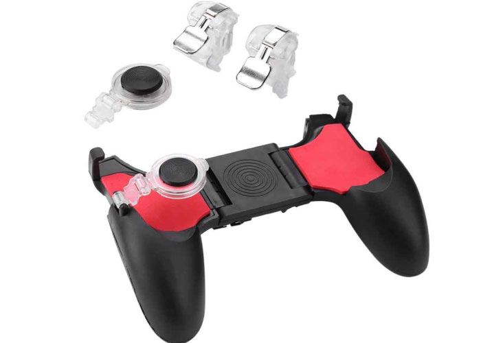 Hytech HY-PG51 Telefon uyumlu Tetikli 5 in 1 Joystickli Gamepad