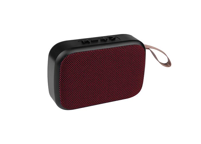 Hytech HY-S22 DITTY Kırmızı Usb TF Kart Uyumlu 3W Bluetooth Speaker