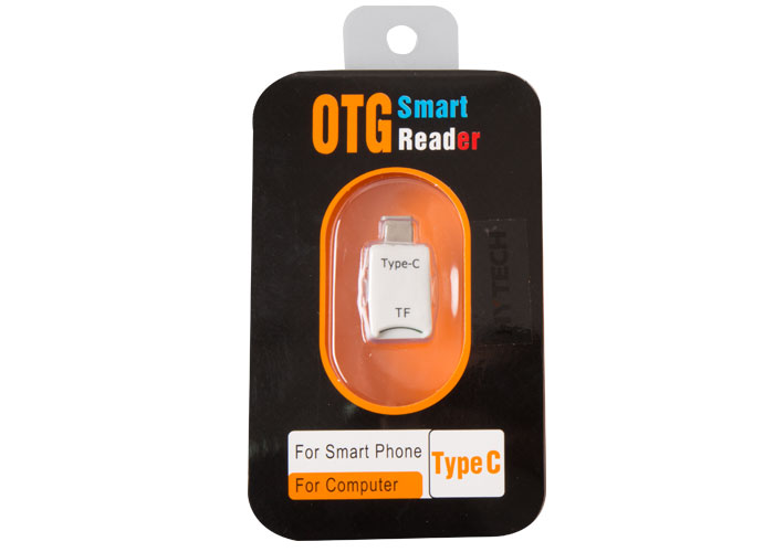 Hytech HY-USBC5 Kart Okuyucu Type C3.1 to OTG