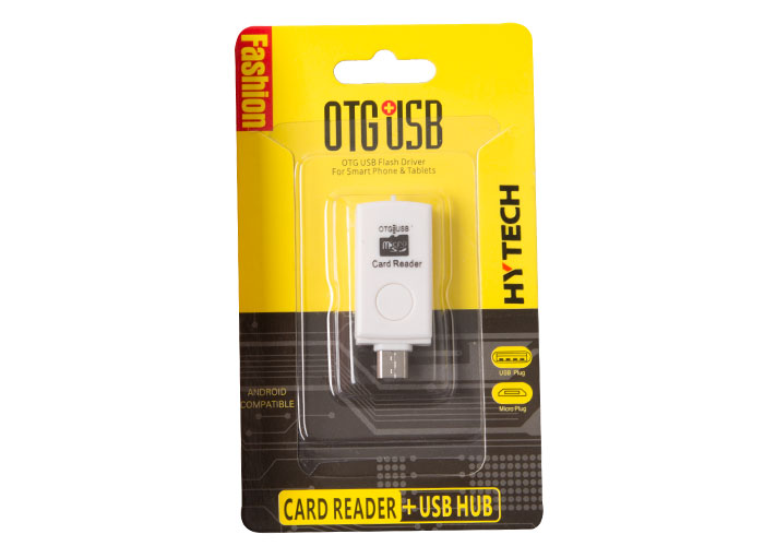 Hytech HY-USBC8 3.1 to OTG+USB+TF Çevirici
