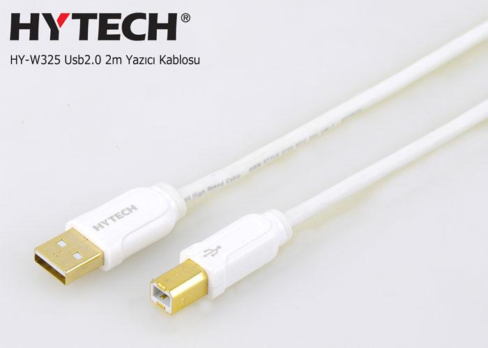 Hytech HY-W325 Usb2.0 2m Yazıcı Kablosu
