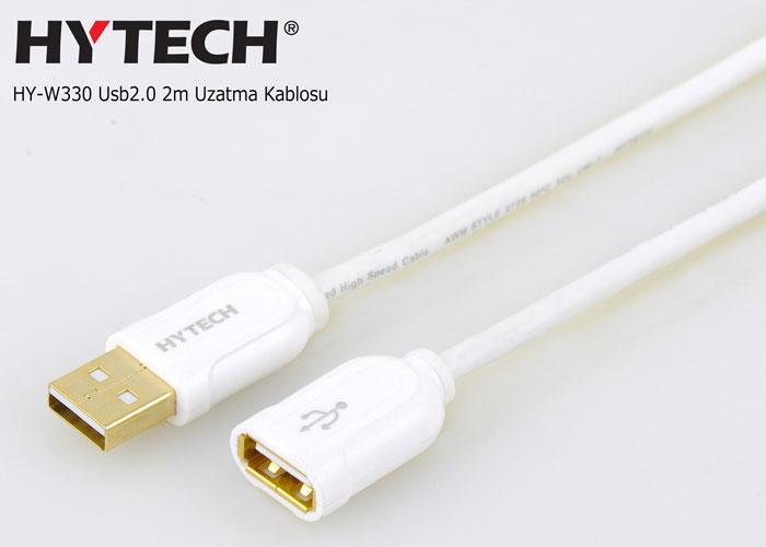 Hytech HY-W330 Usb2.0 2m Uzatma Kablosu