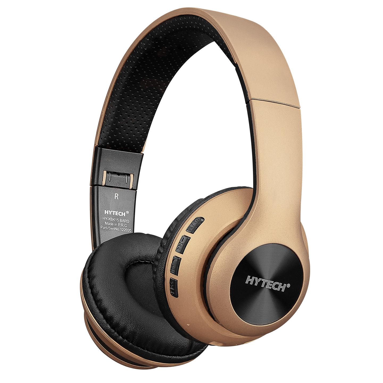 Hytech HY-XBK15 BARD Gold TF Kart Özellikli Bluetooth Kulaklık