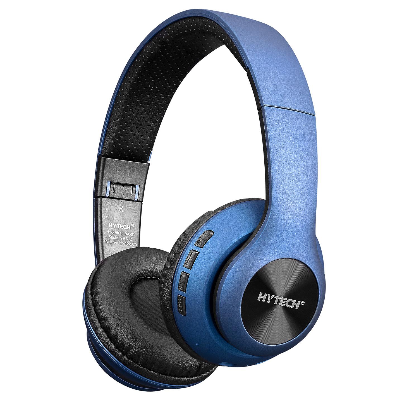 Hytech HY-XBK15 BARD Mavi TF Kart Özellikli Bluetooth Kulaklık