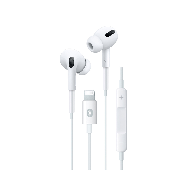 Hytech HY-XBK52 Beyaz Bluetooth Kulak içi Mikrofonlu Kulaklık