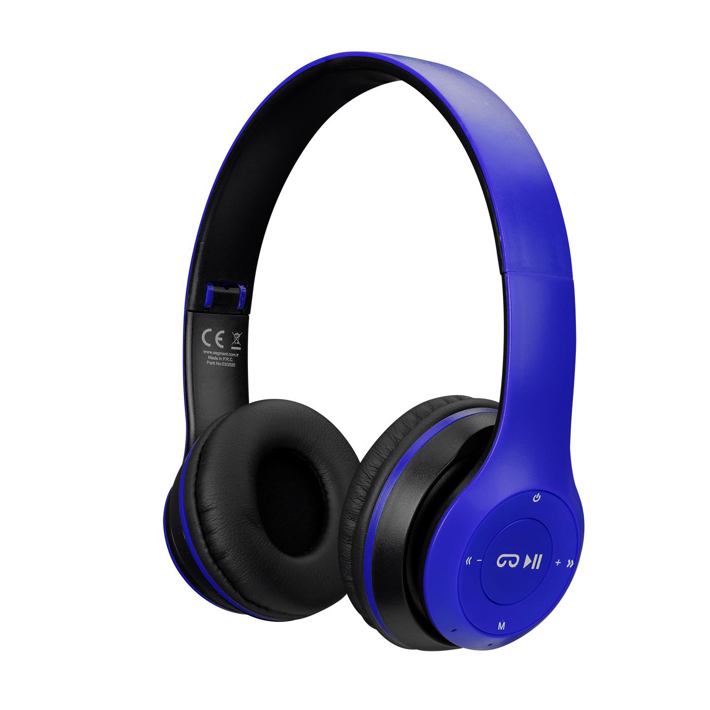 Hytech HY-XBK70 Siyah/Mavi Bluetooth Kulaklık