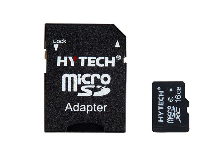 HYTECH HY-XHK16 16GB Class10 Adaptörlü Micro SD Kart Bellek