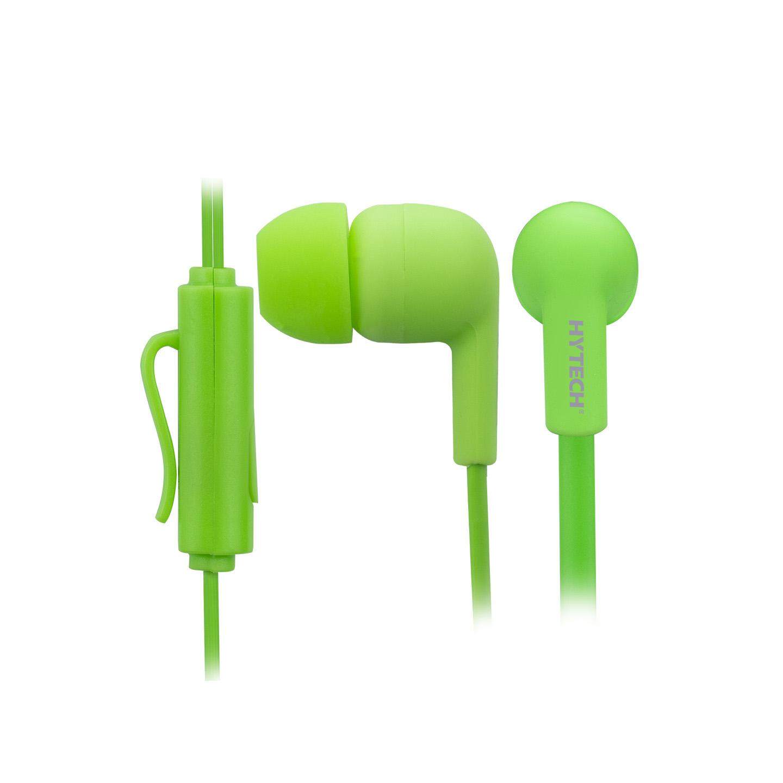Hytech HY-XK22 Mobil Telefon Uyumlu Kulak içi Yeşil Mikrofonlu Kulaklık