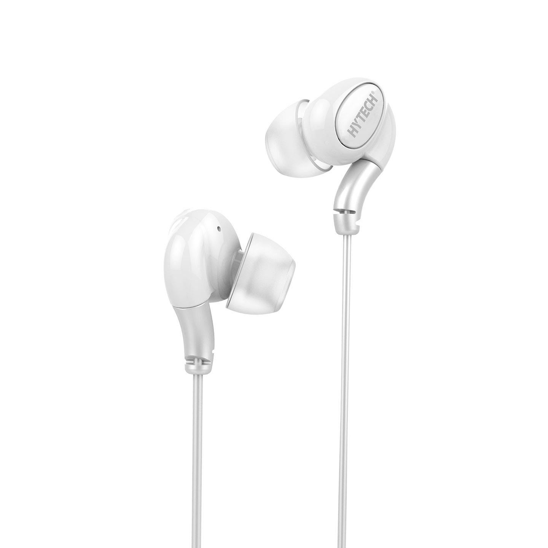 Hytech HY-XK23 Mobil Telefon Uyumlu Beyaz Kulak İçi Mikrofonlu Kulaklık