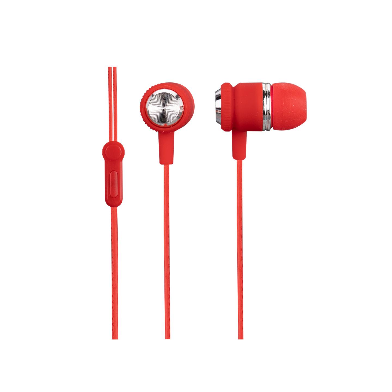 Hytech HY-XK24 20li Set 8*Beyaz 6*Siyah 3*Mavi 3*Kırmızı Kulak İçi Mikrofonlu Kulaklık