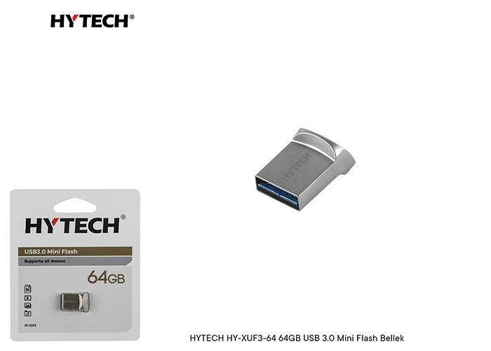 HYTECH HY-XUF3-64 64 GB USB 3.0 Mini Flash Bellek