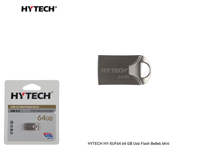 HYTECH HY-XUF64 64 GB Usb Flash Bellek Mini