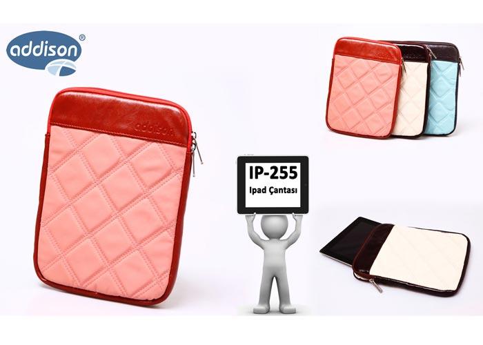 Addison IP-255 Turuncu Ipad Çantası