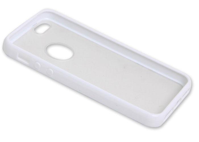 Addison IP-564 Beyaz Silikon Iphone 5G Kılıfı