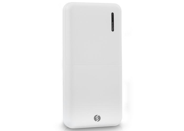 S-link IP-G10 10000mAh Powerbank 2 Usb Port Beyaz Taşınabilir Pil Şarj Cihazı