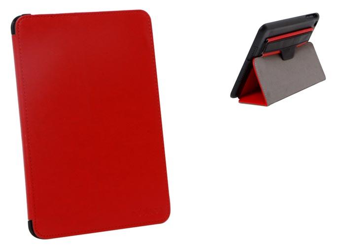 Addison IP-1072 iPad Mini /Mini2 Kırmızı Standlı Koruyucu Kılıf