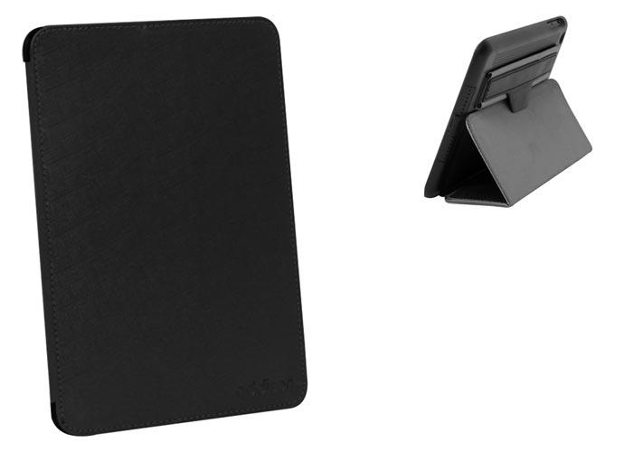 Addison IP-1072 iPad Mini /Mini2 Siyah Standlı Koruyucu Kılıf
