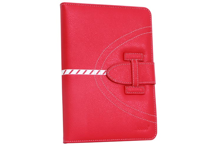 Addison IP-107 Kırmızı 7 Üniversal Standlı Tablet Pc Kılıfı