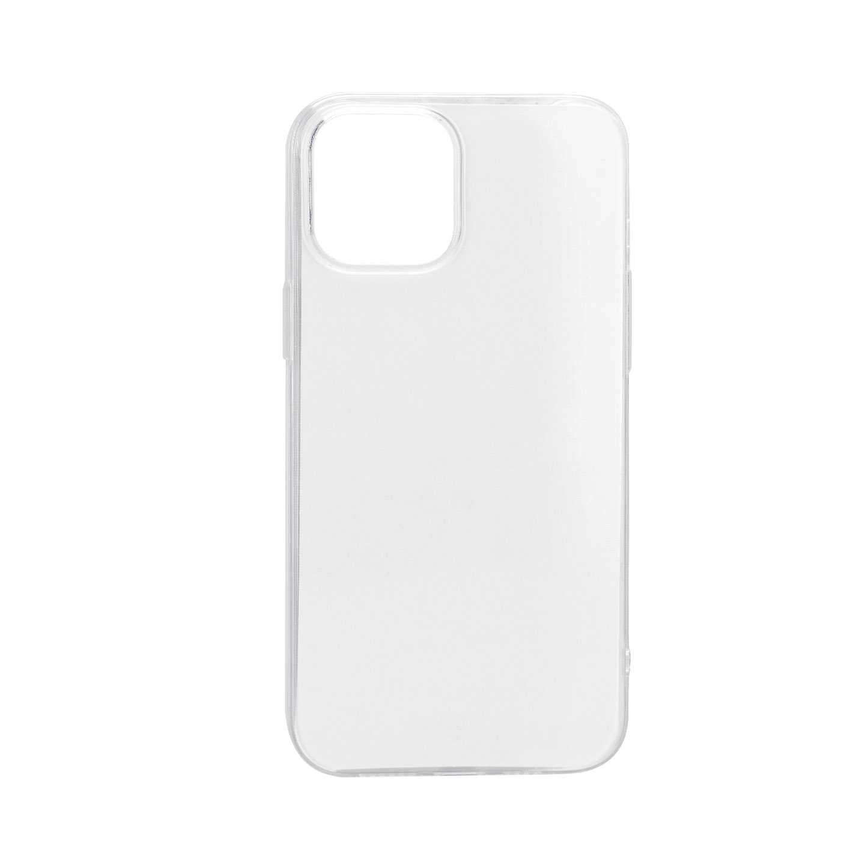 Addison IP-12PMAX Şeffaf iPhone 12 Pro Max Telefon Kılıfı
