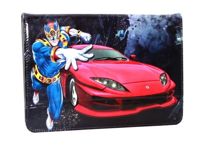 Addison IP-171 7 Hero Car Baskılı Tablet Pc Kılıfı