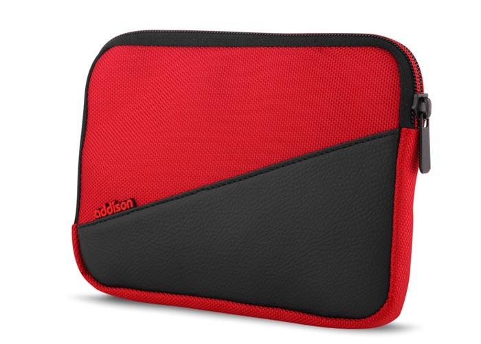 Addison IP-265 Kırmızı 7 Tablet Pc Kılıfı