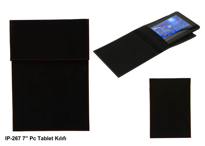 Oem IP-267 Siyah 7 Tablet Pc Kılıfı