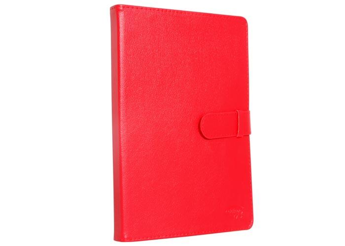 Addison IP-310 Gül Kırmızı 10.1 Üniversal Standlı Tablet Pc Kılıfı