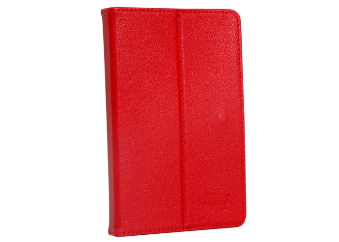 Addison IP-315 Gül Kırmızı 10.1 Ayarlı Üniversal Standlı Tablet Pc Kılıfı