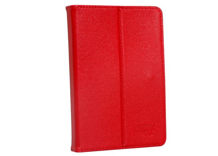 Addison IP-375 Gül Kırmızı 7 Ayarlı Üniversal Standlı Tablet Pc Kılıfı