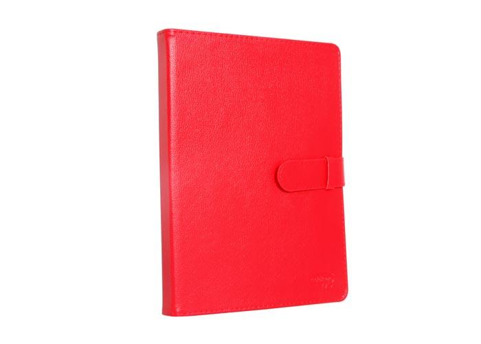Addison IP-380 Gül Kırmızı 8 Üniversal Standlı Tablet Pc Kılıfı