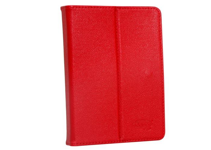Addison IP-395 Gül Kırmızı 9.7 Ayarlı Üniversal Standlı Tablet Pc Kılıfı