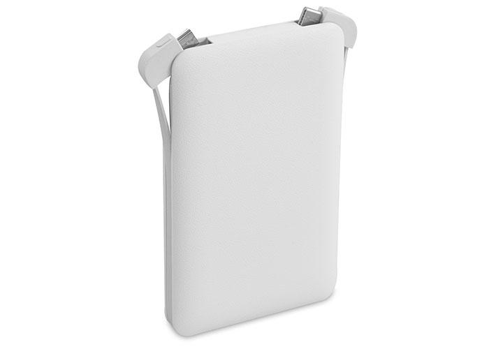 S-link IP-516 5000mAh 3in1 Micro+Type-C Kutusuz Beyaz Taşınabilir Pil Şarj Cihazı