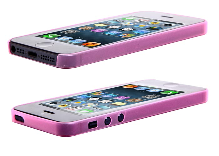 Addison IP-568 Pembe Kapak Iphone 5G Kılıfı