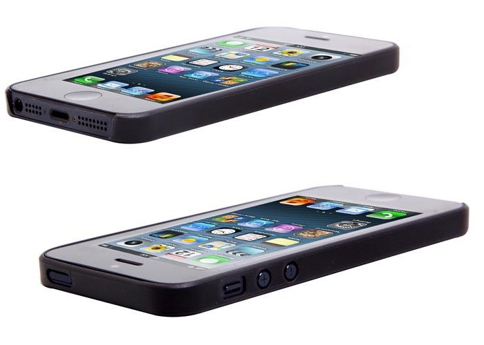Addison IP-568 Siyah Kapak Iphone 5G Kılıfı