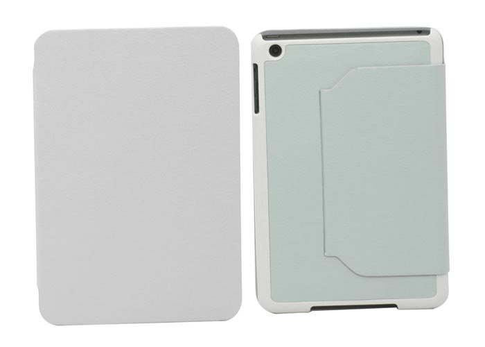Addison IP-579 Beyaz Ipad Mini Kılıf Stand Flip Kapak