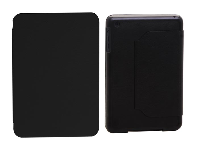 Addison IP-579 Black Ipad Mini Case Stand Flip Cover