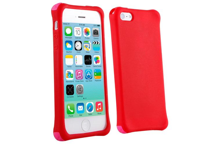 Addison IP-616 Kırmızı iPhone 5G Koruma Kılıfı
