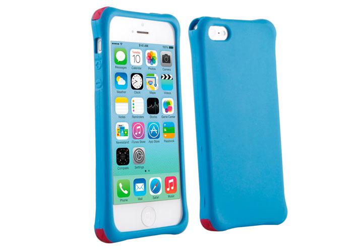 Addison IP-616 Mavi iPhone 5G Koruma Kılıfı